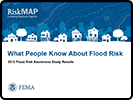National Flood Risk Awareness Survey presentation thumbnail