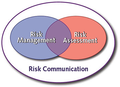 The three parts of risk analysis