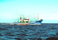 Atlantic Fishing Boat