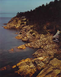 Photo of Lake Superior Shoreline